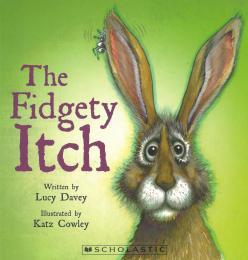the fidgety itch
