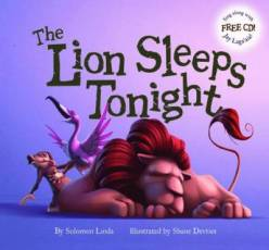 0001 the lion sleeps