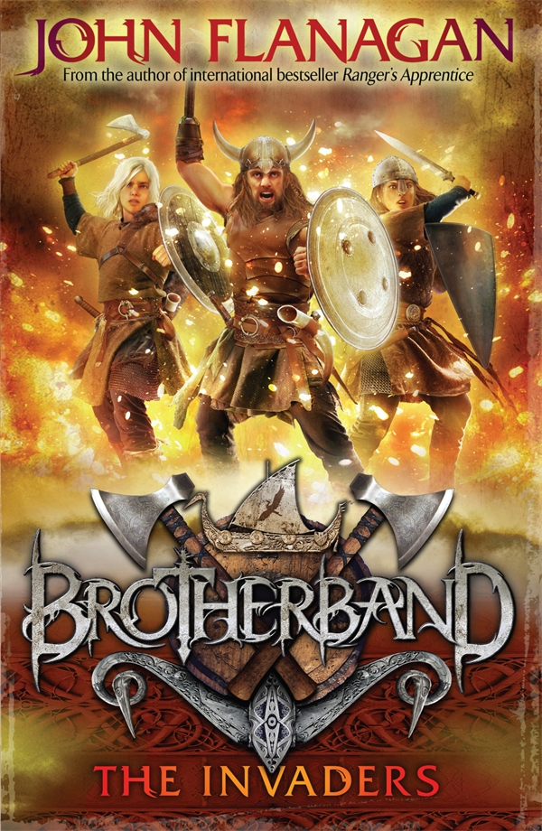 Brotherband The Invaders 2 Bug In A Book border=