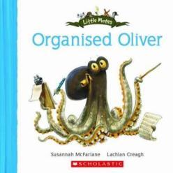organised oliver