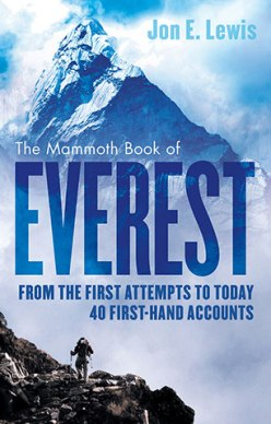 Mammoth book of everest