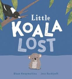 little-koala-lost